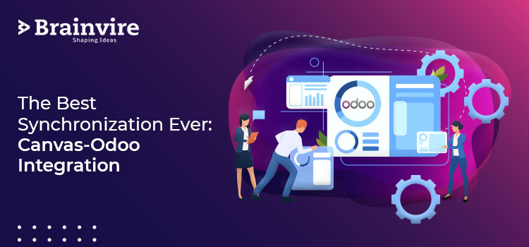The Best Synchronization Ever: Canvas-Odoo Integration