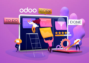 Learn more about the Kanban, one of the smartest Odoo views