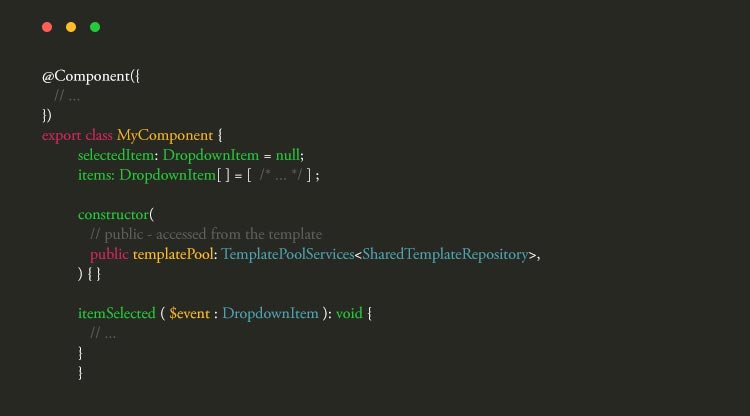 Minimize Code Duplication and Performance Problems in projects with Angular Techniques