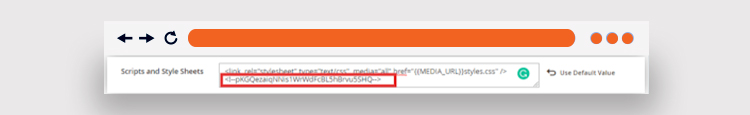 How to configure the Magento Security Scan Tool?
