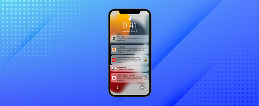 WWDC 2021 Arrived With A Fresh Announcement - iOS 15