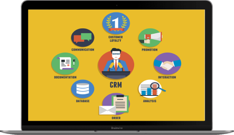 Dealer Management System with CRM and POS