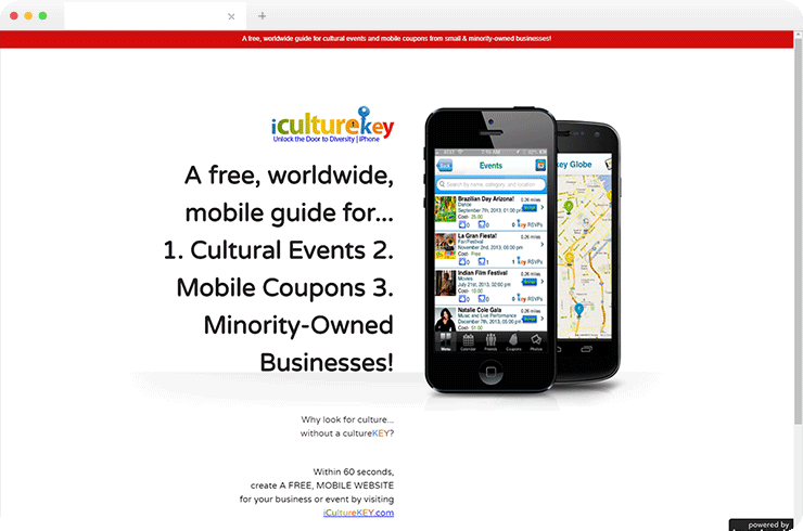 Community App for Promoting Cross-Cultural Interaction