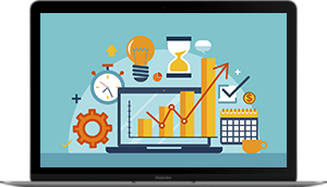 The Intuitive Project Management System to Enhance the Work Productivity