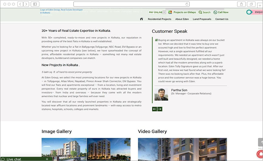 The Real Estate Investment & Property Search Site