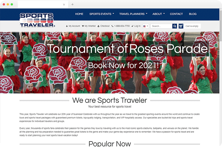 The Sports Event And Hotel Booking Portal