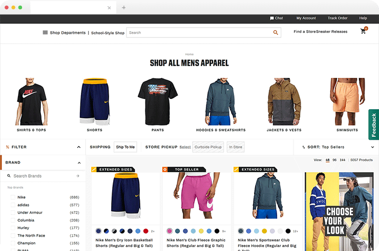 Best Online Store for Athlete Apparels and Bikinis