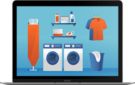 Android/iOS Application for Laundry Service Provider