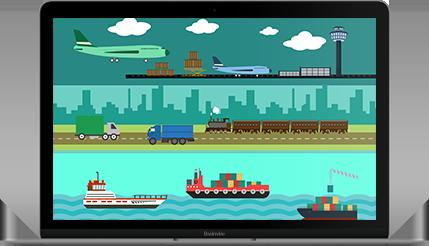 .Net based Logistic ERP Solution for Cargo Management