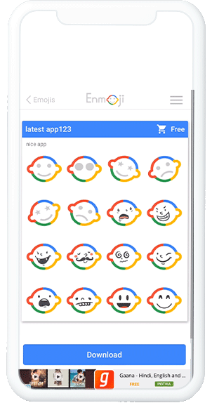 The Mobile App to Find all the Emojis in One Place