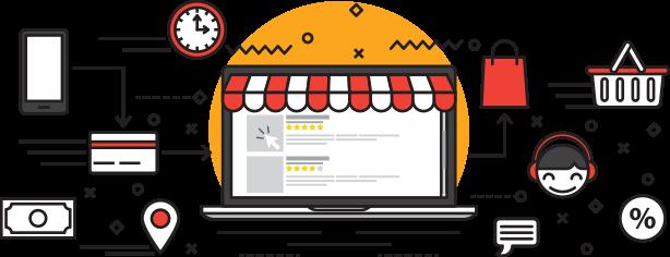 World-class e-commerce platform
