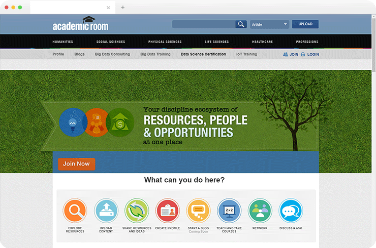 An Online Social Networking Portal for Higher Education Community!