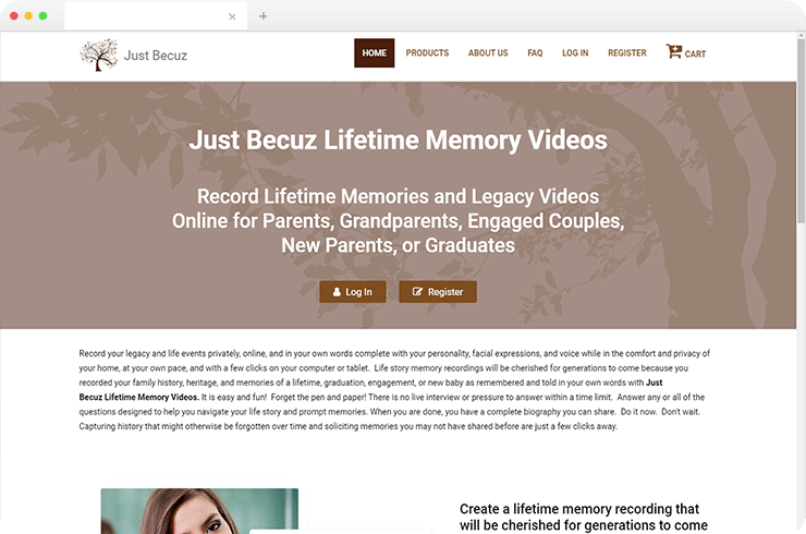 Record & Send Personalized Video Memories Without Manual Intervention