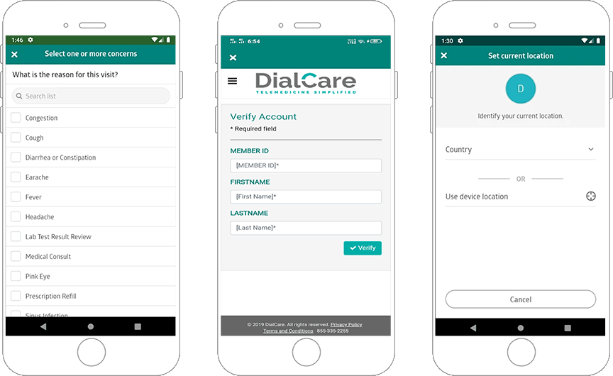 User Friendly App for Online Consultation with Licensed Doctors