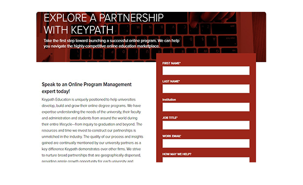 Challenge: Learning Management System (LMS)