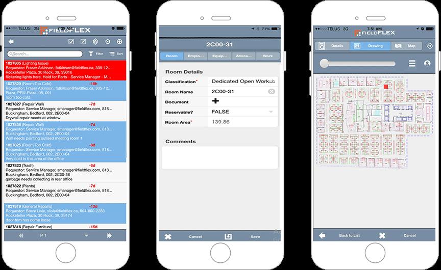Modern App for Real-Estate Maintenance Services