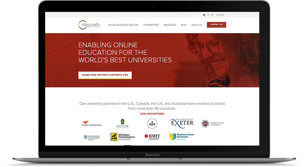 An Eminent E-learning Platform Witnessed a Significant Increase in Student Enrollment after Successful Web Enhancement with MEAN Stack.