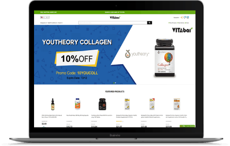 Odoo for US's leading Health Supplement Provider