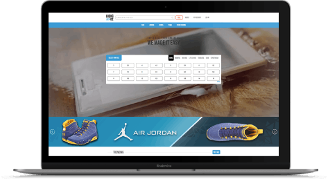 Magento Marketplace for USA's big shoes trader