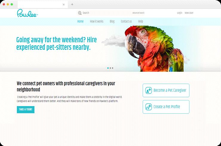 A Mobile-responsive Web application for Providing Exclusive Pet Care Services