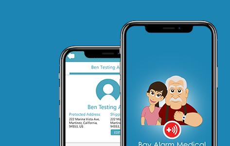 Medical Alert Mobile Application