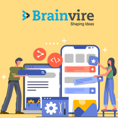 Brainvire Emerges as a 'Top Mobile App Development Company' on GoodFirms!
