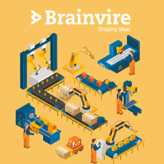 Real-time Client CRM and Personalized Product Search Made Possible for a Micro-motion Innovator by Brainvire's Magento Team
