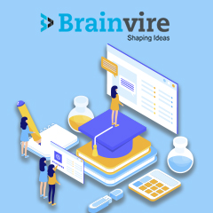 Brainvire Transforms Education Using AI; Partners with a Leading eLearning Portal