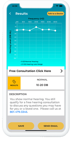AI-Powered Hearing Ability Evaluator App crosses over 3 Million Downloads in a Month Since Launch
