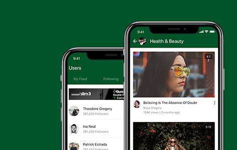 Digital Video Platform for the Cannabis Community Built by Brainvire Crosses 3 Million Downloads