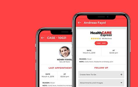 Charts Healthcare