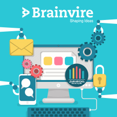Brainvire Develops and Integrates a Magento 2 Website with Auro CRM to Achieve Sales Automation