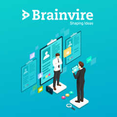 Brainvire Streamlines the Business Workflow of a Leading Talent Management Firm Using AWS