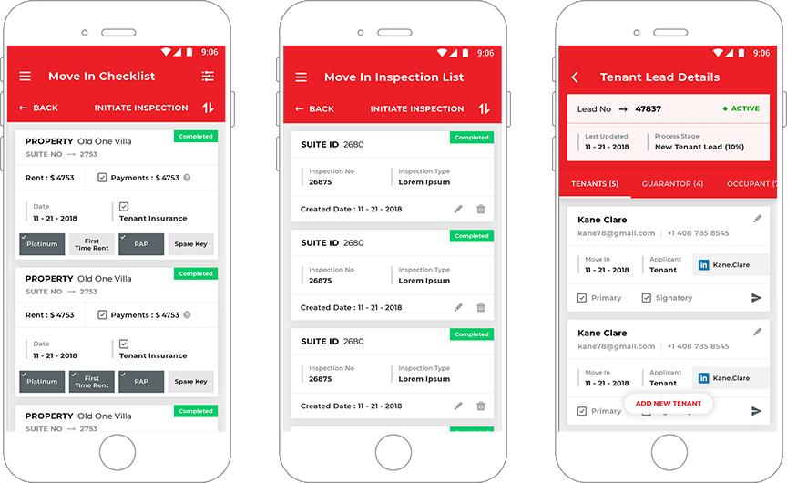 Facility Management Mobile App for Canadian Rental Giant Corporation