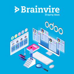 Brainvire Will Automate Talent Acquisition for a Leading Recruitment Agency Using Odoo