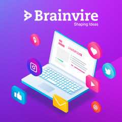 Brainvire's Web App Will Reward Charity Through Social Networking Activities
