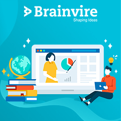 Brainvire Will Roll Out an Enterprise eLearning Platform for a Fortune 500 Company