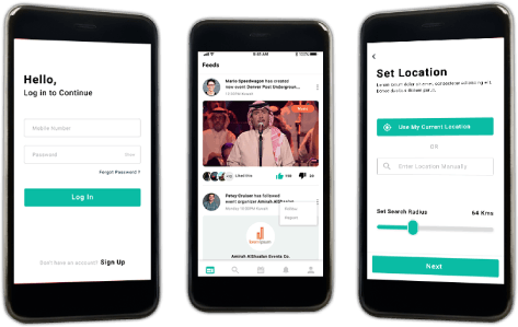 Advanced Event Management and Online Ticket Booking App