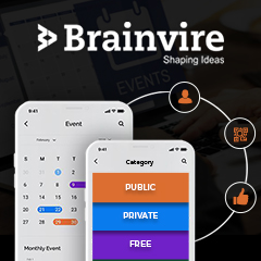 Brainvire's Event Management Platform is All Set to Save Organizers' Time & Maximize Attendee Engagement