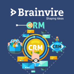 Brainvire Replaces Salesforce With AuroCRM for a BFSI Leader in the USA