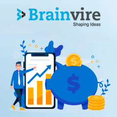 American BFSI Leaders Can Unlock Profitable Investment Opportunities With Brainvire's All-in-One App