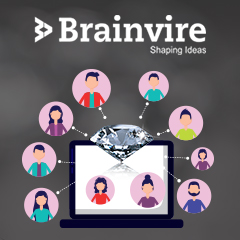 100 year old Diamond Retailer Improve Their Customer Engagement Across 17 Countries With Brainvire's App