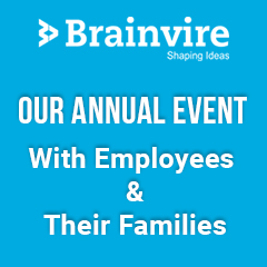 Employees and Their Families Take Centerstage at Brainvire and Accely's Annual Extravaganza, 2019
