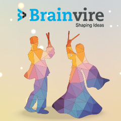 Brainvire Organizes Navratri Celebrations for Employees