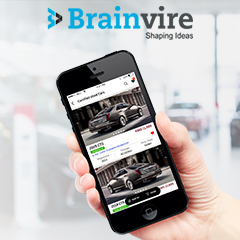Customer Engagement Shifts to Top Gear after Brainvire Launches Four Mobile Apps for Kuwait's Automotive Giant