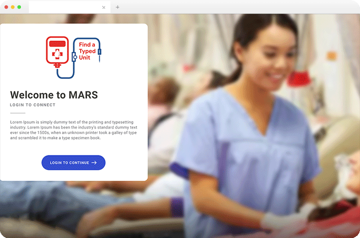 Blood Collection SCM To Simplify for America's Largest Network of Blood Centers