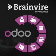 Brainvire Successfully Kits Odoo ERP for a Leading Jewel Retailer to Automate their Business Workflow