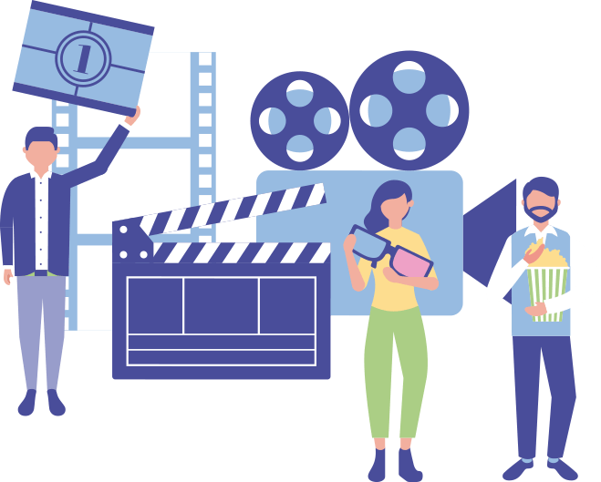 Nearly 1.5 Million Artists Cast by Brainvire's Digital Platform Developed for an Internationally Acclaimed Film Production House