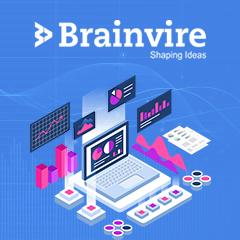 Brainvire's Smart SaaS-based BI Solution Proves Profitable for Multiple Industries