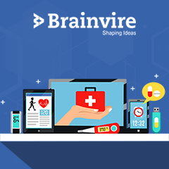 Brainvire Empowers Healthcare Giant's Digital Transformation with Its Profitable Hybrid Model
